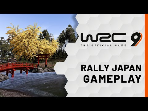 WRC 9   Going back to Japan