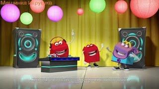 видео Детские онлайн игры с персонажами любимых мультиков!
