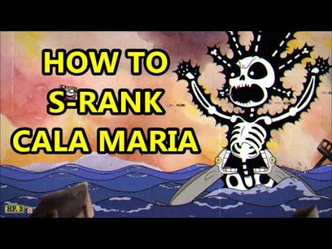 How to S-Rank Cala Maria   Cuphead