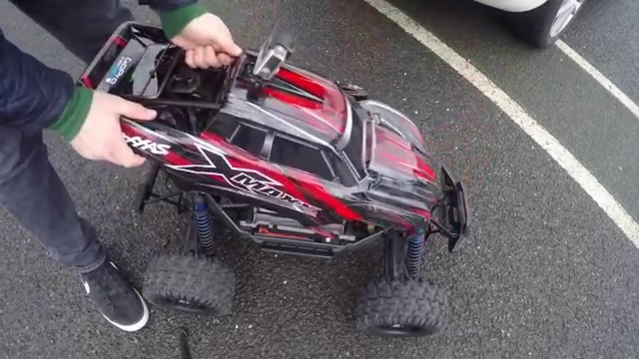 Premise 75 Vs I Maxx Pro: Traxxas X-MAXX 4s Vs 6s Top Speed GPS Recorded!