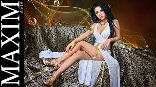 Melisa Azmi on Maxim Asia Magazine