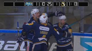 08-12-18 highlights Blue Fox - Herlev Eagles