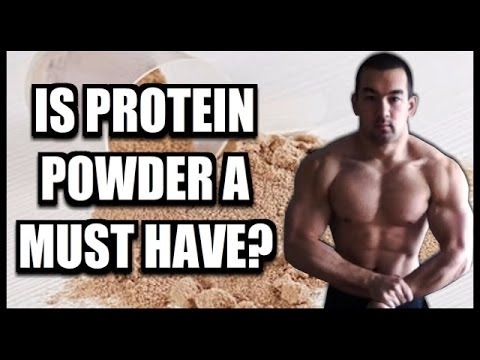 4d144a37b4e Do I Need Protein Powder To Build Muscle