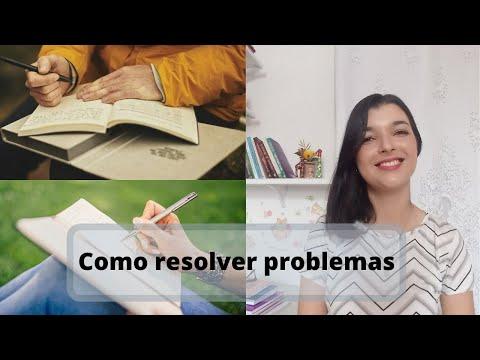 VÍDEO: COMO RESOLVER PROBLEMAS