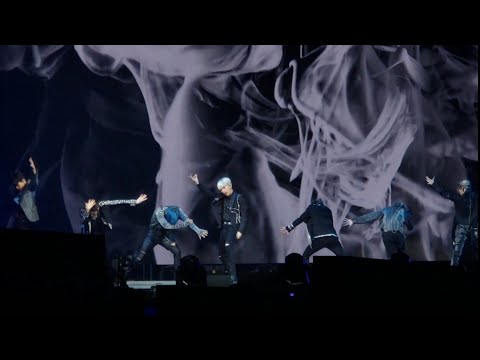 191113 I Can't Stand The Rain @ SuperM 슈퍼엠 We Are The Future Live Chicago Concert Fancam