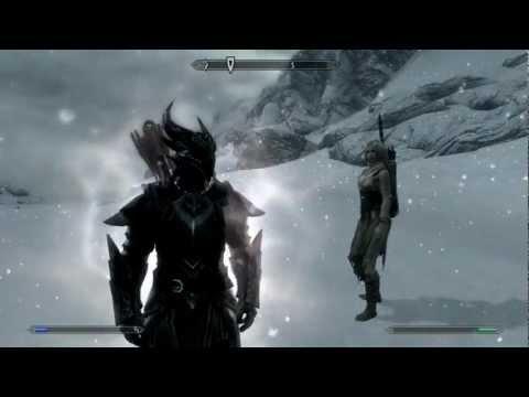 TES V: Skyrim - Legendary Dragon  |Gameplay| |