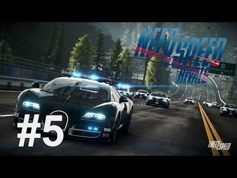 Поиграем в Need For Speed: Rivals - Часть 5