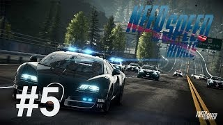 Поиграем в Need For Speed: Rivals - Часть 5