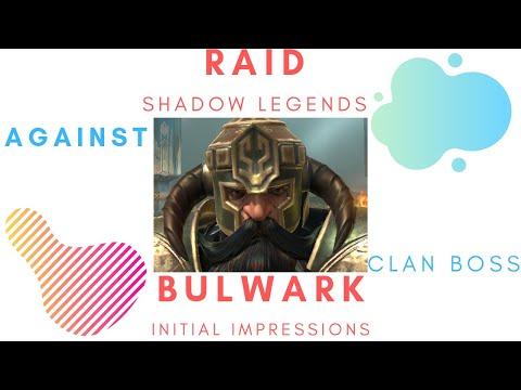 Raid: Shadow Legends - Bulwark - Initial Impressions