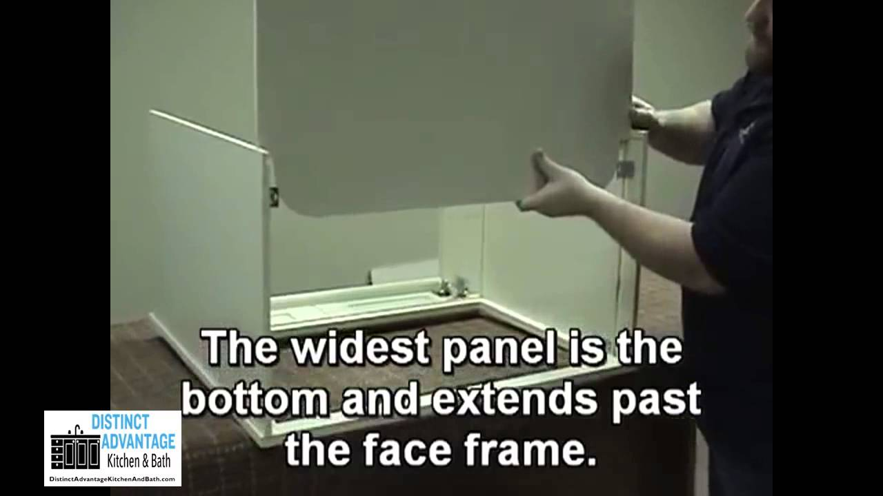 Distinct Advantage Kitchen and Bath - Microwave Wall Cabinet ...