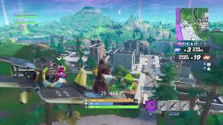 Genio_mortal548s fortnite gameplay