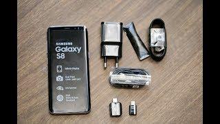 Chi tiết GALAXY S8 Plus Đài Loan cao cấp bảo mật vân tay (S8 plus singapore)
