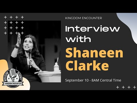 The Lord of the Silence Interview with Shaneen Clarke