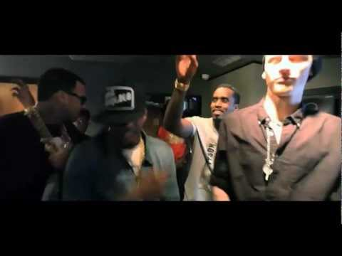 French Montana ft. Diddy, Machine Gun Kelly, Red Cafe & King Los - Ocho Cinco (Official Video)