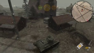 Litreally cringeworthy, Panzer Elite Action: Fields of Glory.