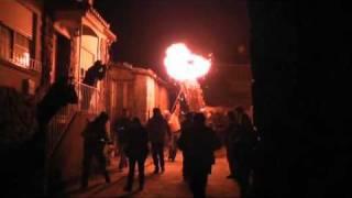 Repeat youtube video CASTRO CALDELAS Fiesta del Fuego 2011