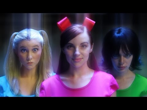 THE POWERPUFF GIRLS (a fan film by Chris .R. Notarile)