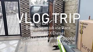 Video [Vlog Trip] Batu-Nganjuk naik Toyota LGX Diesel JANDA (Jadul nan Menggoda) download MP3, 3GP, MP4, WEBM, AVI, FLV Juli 2018