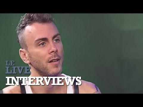 Asaf Avidan - Interview par Olivier Nuc - Le Live