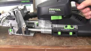 Festool Domino Xl Df 700 Joiner Product Tour