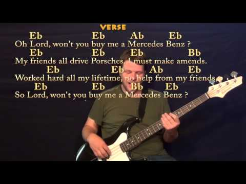 Download bass tabs mercedes benz videos from Youtube - OMGYoutube.net