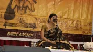 Nandini - Kuwait Carnatic Music Forum- Swaminatha paripallaya