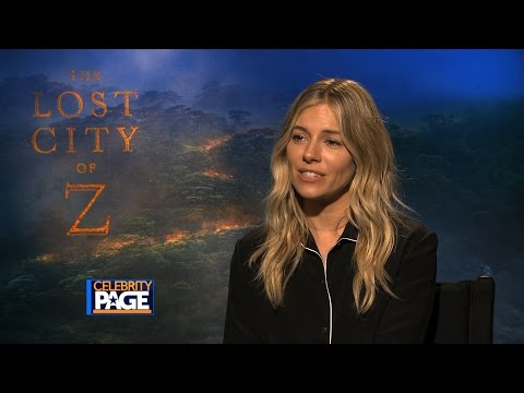 Tom Holland & Sienna Miller on The Lost City of Z