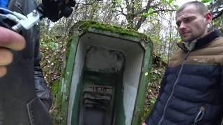 Заброшенная военная часть Станьково.
