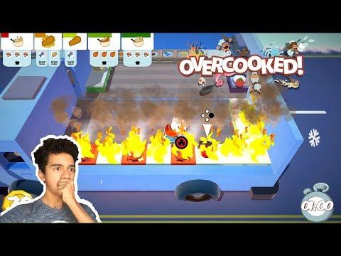 I Burned Down The Restaurant (OverCooked)