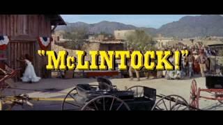 Mclintock! - Trailer