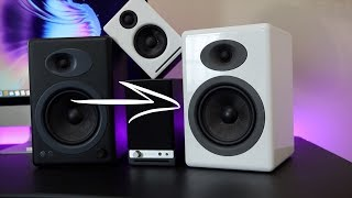 Audioengine A5+ Wireless Speakers (w/ Demo)