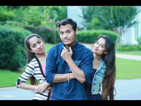 Nepali christian song Dhadha wahri dhadha pahri cover