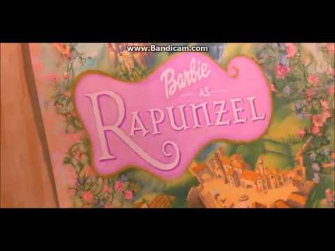 Barbie Princesse Raiponce  - Générique streaming vf