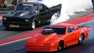 Street Outlaws No Prep Kings Grudge Racing Colorado