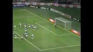 Japan 1 Yugoslavia 0 kirin cup 2001