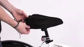 gel saddle cover