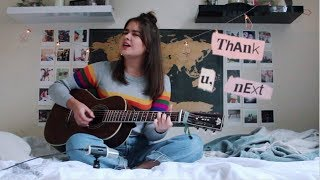 thank u, next - Ariana Grande / Cover by Jodie Mellor Video