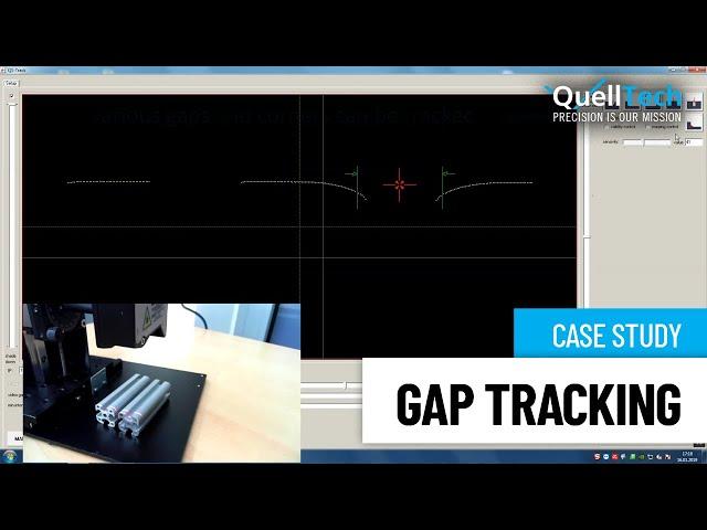 Gap Tracking with QuellTech Q4