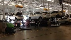 Lexus of Seattle Service Department Hyperlapse