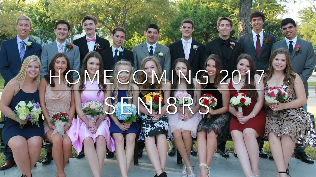 Plano West Homecoming 2017 - SEN18RS