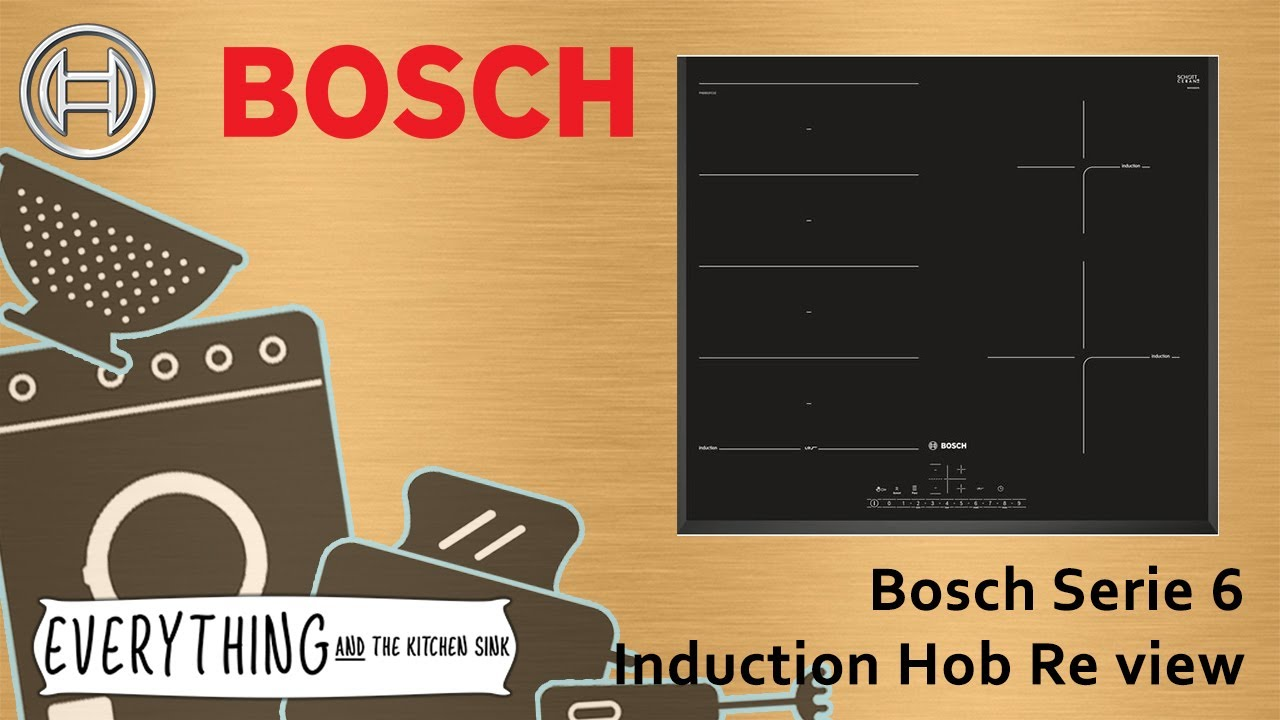 Bosch Series 6 Induction Hob Product