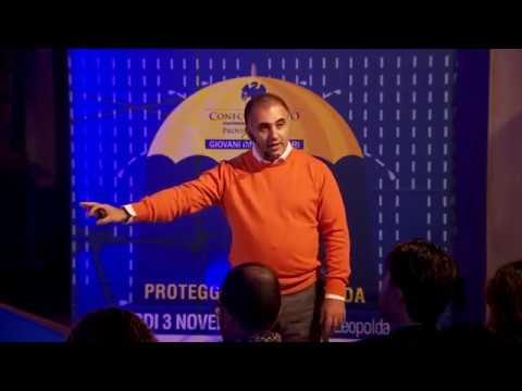Alfio Bardolla - Intervento al convegno del XIII Premio Giovani Imprenditori 2017