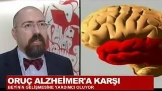 Gambar cover Oruç Alzheimer'a Karşı - Nöroloji Uzm. Doç. Dr. Barış Topçular