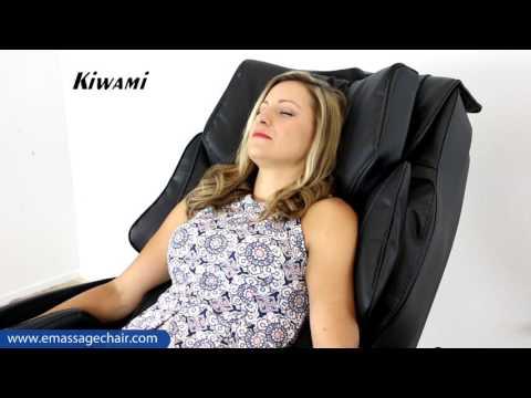 Kiwami 4D-970 Massage Chair - Introduction