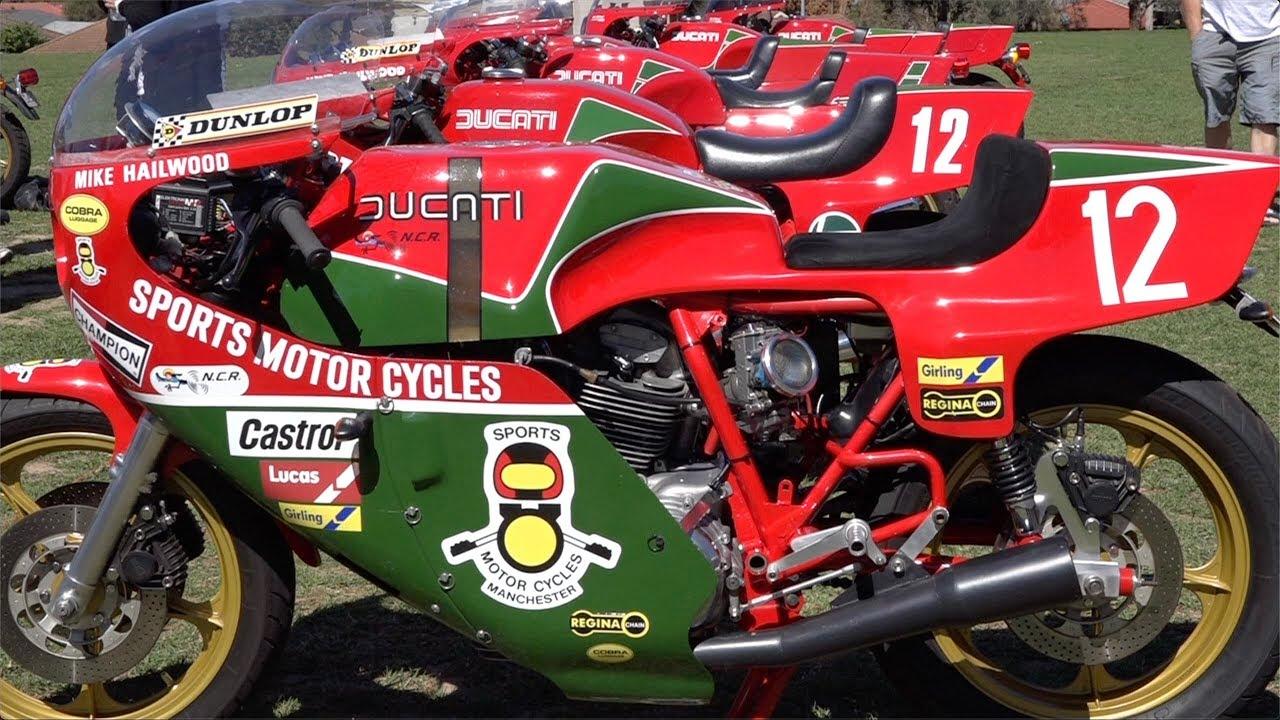 Ducati Concours D'Elegance: Classic Restos - Series 38