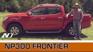 Nissan NP300 Frontier - Mejor que nunca