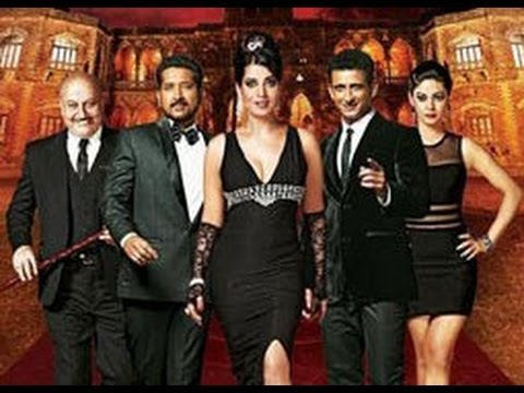 Gang of Ghosts 2014 Movie I Music Launch I Mahie Gill, Anil Kapoor, Anupam Kher, Satish Kaushik