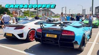 MURCIELAGO SV LA PLUS BELLE ?? Cars&Coffee Arlon et un Club Lamborghini !