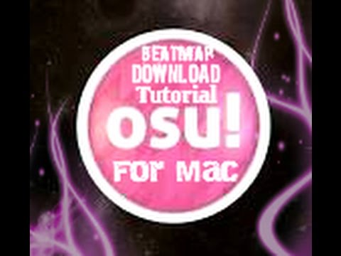 How to Download a Beatmap on Osu!  [For Mac]