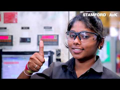 STAMFORD India factory tours of Ahmednagar and Ranjangaon